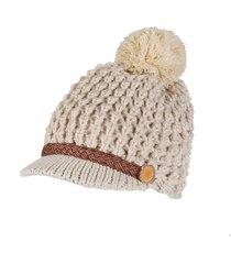 cappuccio per berretto di moda solido da donna in cotone morbido ispido invernale