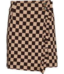 jelena kort kjol brun baum und pferdgarten