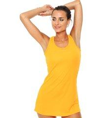 vestido naranja danseur serena