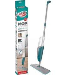vassoura mágica esfregão mop spray com refil- flash limp