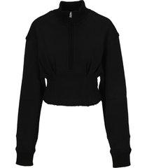 1017 alyx 9sm alyx cropped sweatshirt