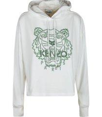 kenzo tiger seasonal hoodie