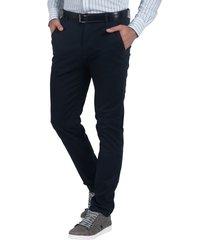 pantalón azul oxford polo club raymond