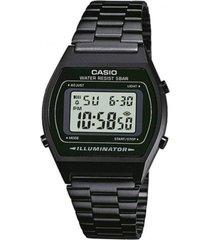 relógio casio preto - b640wb-1adf