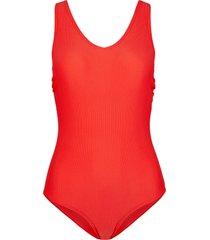 costume intero (rosso) - bpc bonprix collection