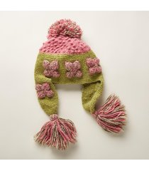 berry blossom hat