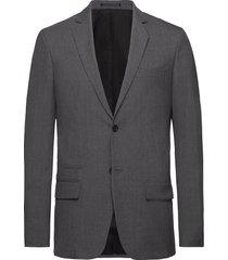 m. rick wool jacket blazer kavaj grå filippa k