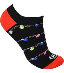 medias/calcetines casuales ochentera luces uou socks envío gratuito.