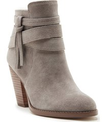 women's sole society rumi bootie, size 10 m - grey