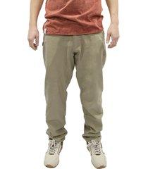 pantalon hombre aysen pants verde 44 haka honu