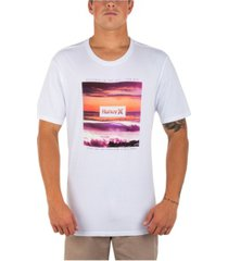 hurley men's every day washed over under t-shirt