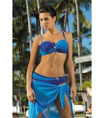 kostium kąpielowy liliana regatta-sicily m-259 niebiesko-granatowy (27)