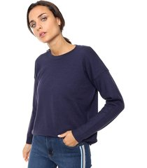 sweater azul marino nano alice