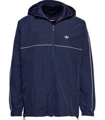 shell jacket outerwear sport jackets blå adidas originals