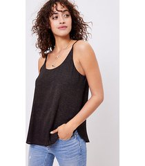 loft dotted scoop neck cami