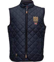 trenton quilted vest