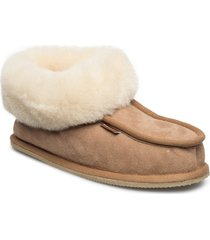 lena slippers tofflor beige shepherd