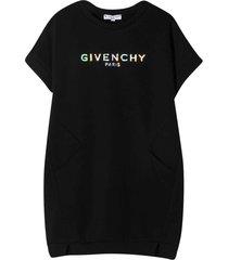 givenchy black teen dress