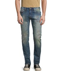 cult of individuality men's rocker slim jeans - money - size 30