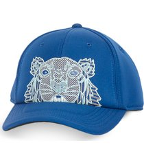 kenzo designer men's hats, kampus neoprene tiger baseball cap