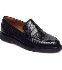 shoes 4715 loafers låga skor svart billi bi
