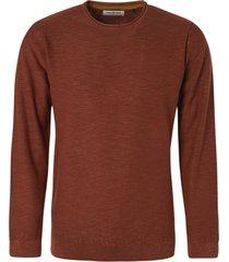 no excess sweater 092 rusty