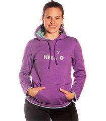 buzo violeta clon can