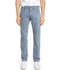 men's mavi jeans marcus slim straight leg pants, size 36 x 34 - blue