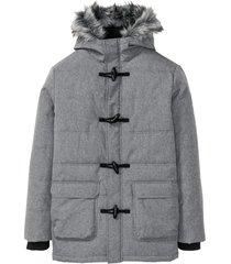 giacca invernale trapuntata funzionale (grigio) - rainbow