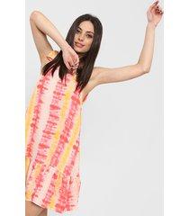 vestido coral mochi apasionada