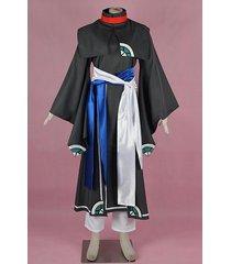 fire emblem awakening soren cosplay costume men halloween uniform outfit