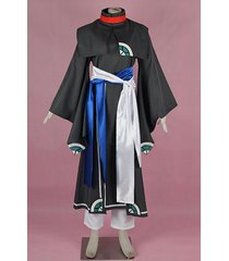fire emblem awakening soren cosplay costume men halloween uniform outfit