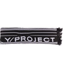 y/project pillow scarf