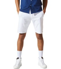 good man brand flex pro jersey tulum trunks, size x-large in white at nordstrom