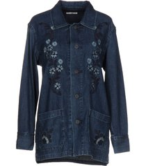 alexachung for ag jeans denim shirts