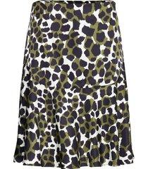 leela kort kjol multi/mönstrad by malene birger