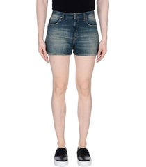 2w2m denim shorts