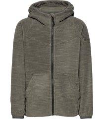 hareid youth jkt hoodie trui grijs bergans