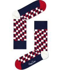 happy socks filled optic giftbox 4-pak