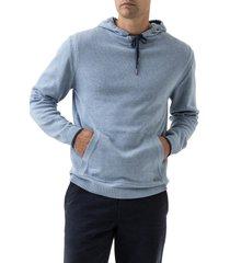 men's rodd & gunn kingsley park regular fit hoodie, size medium - blue