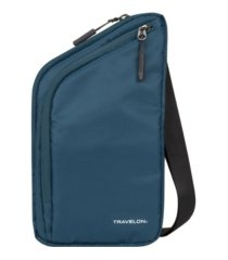 travelon slim crossbody bag
