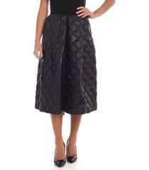 moncler - padded skirt