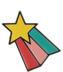 pin mochila rainbow star multicolor kipling