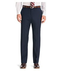 1905 slim fit flat front men's suit separate pants - big & tall clearance by jos. a. bank