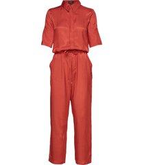 slzaldana jumpsuit jumpsuit oranje soaked in luxury