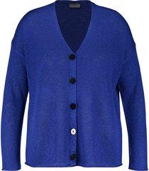 samoon jacket 332001 / 25200 sapphire - size 46 / extra 1