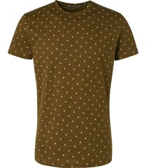 no excess t-shirt short sleeve crewneck all o gold