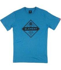 camiseta element aspect ss masculina