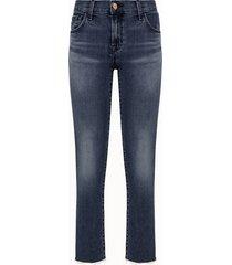 j brand jeans adele in denim azzurro