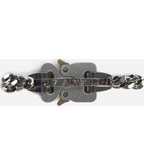 1017 alyx 9sm chain rollercoaster bracelet in brass